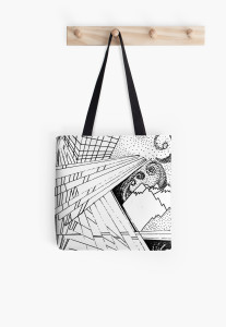 Stars and slope tote