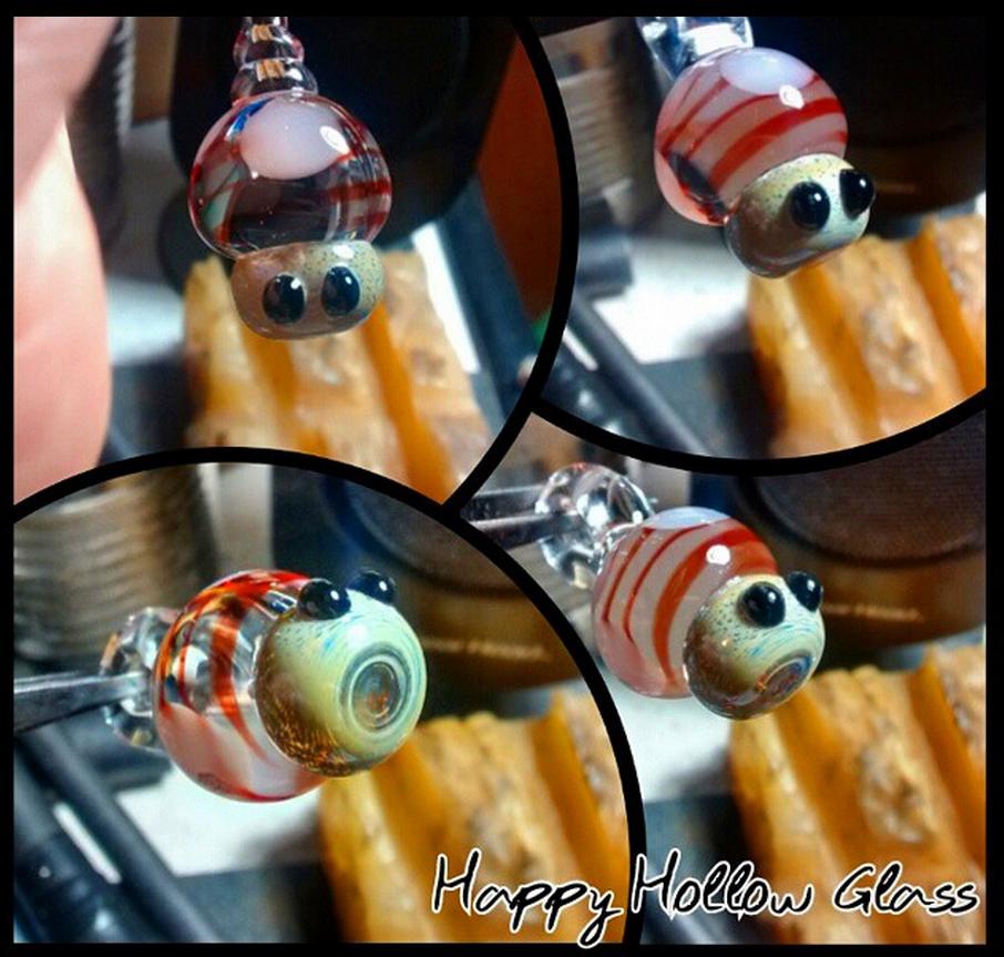 Mario Glass Mushroom