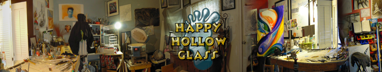 Happy Hollow Glass