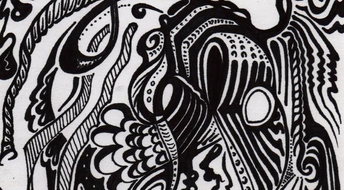 Fine Line Black Sharpie – Doodle and Beyond