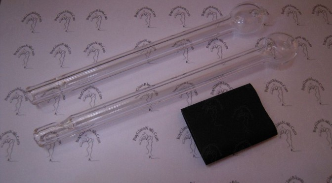 Parts Kit for Mini's, Original or Deluxe, 12mm – 16 mm Glass Blunts