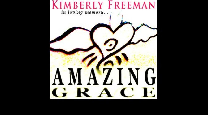 Amazing Grace – Single by Kimberly Freeman – One Eyed Doll – Local Love <3