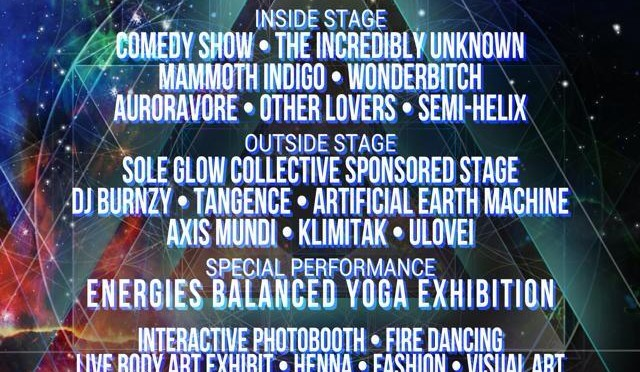 $3 SHOWS Presents COMMUNITY + COLLABORATION + CROSS PROMOTION – Benefiting Energies Balanced