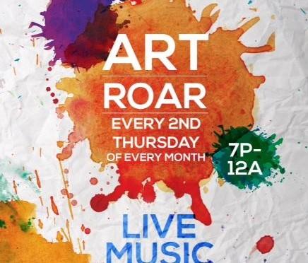 Art Roar – September – Artist Market at the Bungalow – Rainey Street