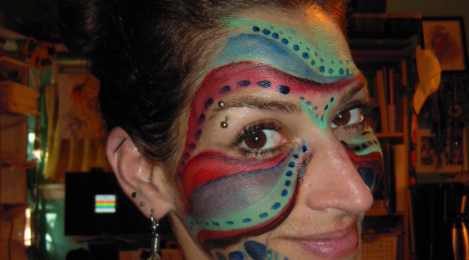 Face Painting for Fun (and tips) – Art Outside –